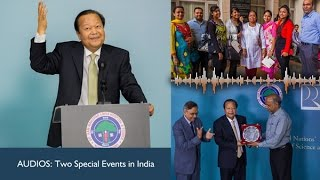 Prem Rawat Maharaji in India - speaking in English or Hindi with subtitles