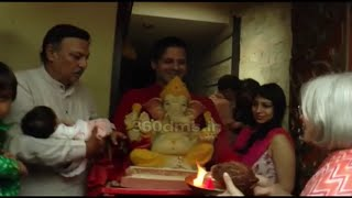 Ganesh Chaturthi(2015)- Celebrities On Ganpati Festival